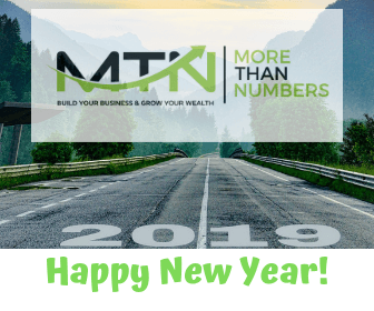 Happy New Year from More Than Numbers Accounting