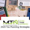 Tax Planning Strategies for 2019/20 Year End